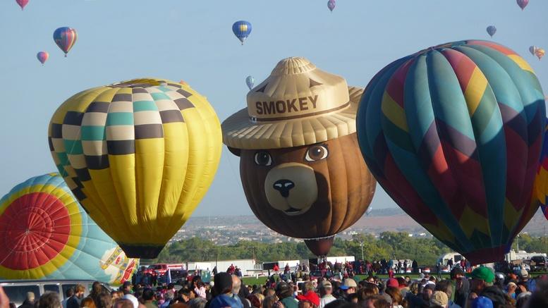 Albuquerque Balloon Fiesta & Navajo Country