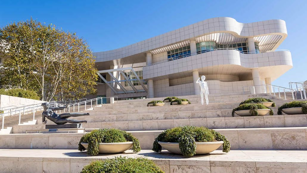 GETTY CENTER & REAGAN LIBRARY