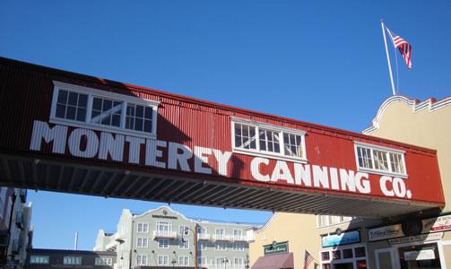 Tour From Las Vegas Monterey
