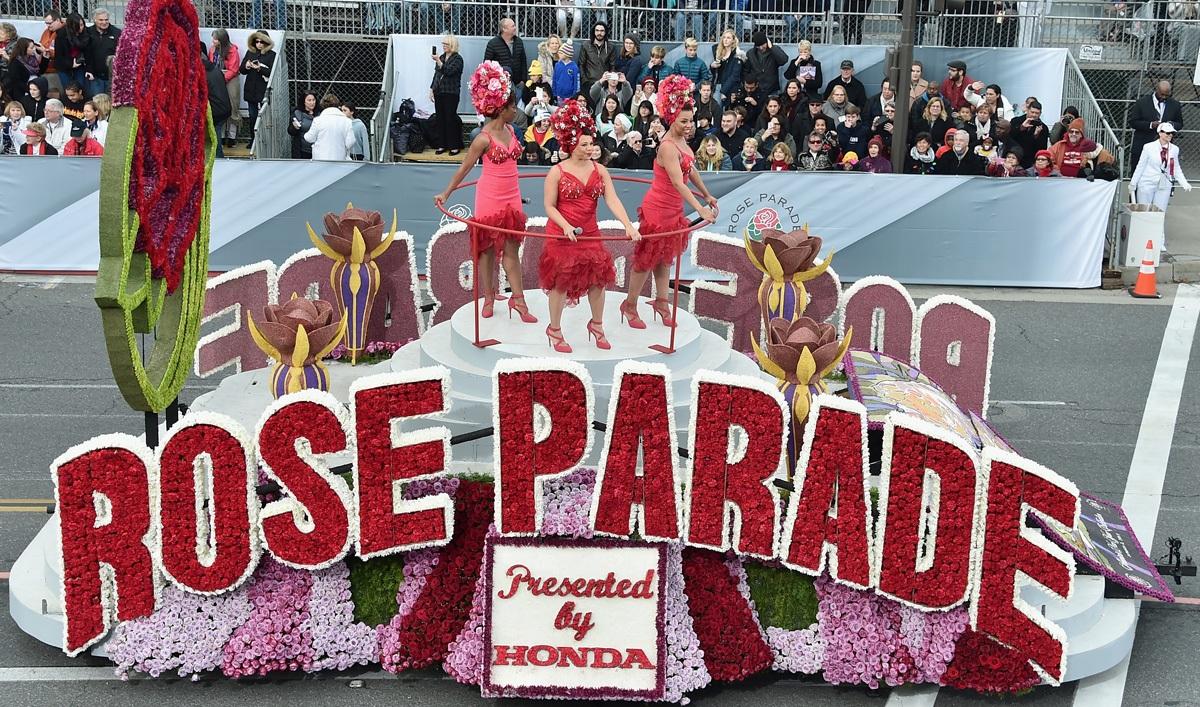 Rose Parade Special