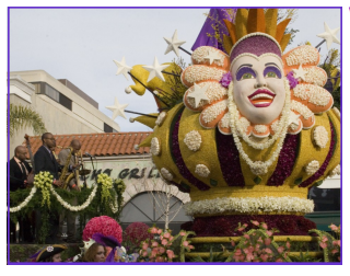 Las Vegas to rose Parade Tour