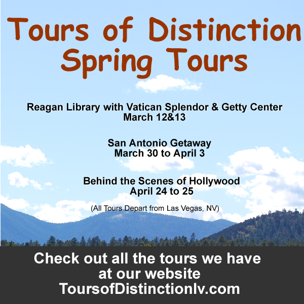 tours of distinction spring toursv