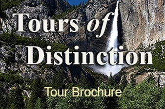 Tours of Distinction Las Vegas Tour Brochure