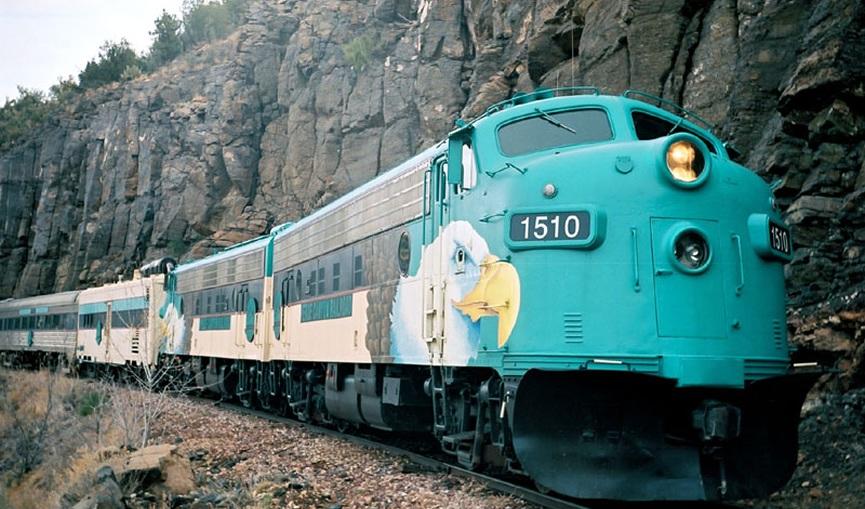 Sedona & Verde Canyon Railway